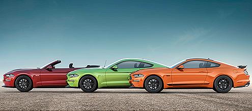 下一代福特野马可能是全轮驱动混合动力车