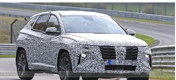 现代图森紧凑型SUV将在2021年推出新款