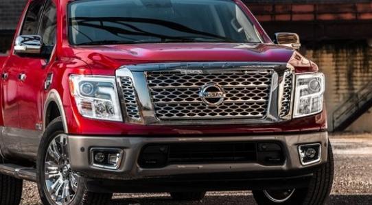 日产汽车发布了全新的Titan皮卡车