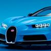 布加迪Chiron规格 1500马力 最强劲的量产超级跑车