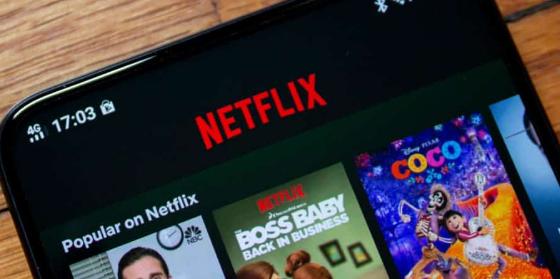 美国现在的Netflix平均每日使用量为9.6GB