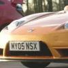 原始的本田NSX可以抵御现代思域Type R吗
