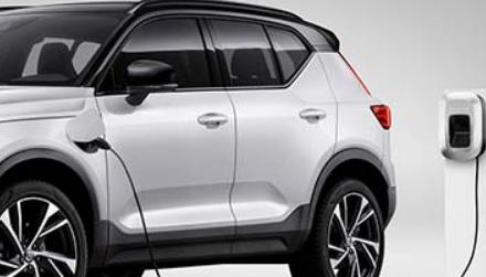 沃尔沃汽车为托马斯哈迪商业广告公司提供22辆XC40充电T5插电式混合动力汽车