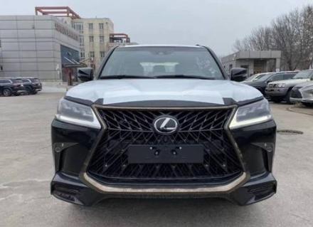 雷克萨斯suv价格:2020款雷克萨斯LX570中东版豪华SUV试驾测评