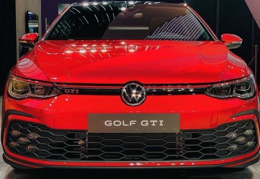 高尔夫汽车报价:大众全新高尔夫GTI实拍图海外媒体曝光