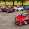 丰田延长2020年混合动力 插电式和燃料电池电动汽车的电池保修