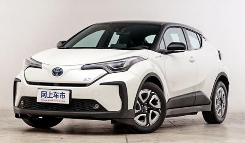 丰田chr:广汽丰田首款纯电动SUV C-HR EV正式上市,共推出5款车型