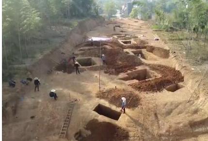 湖南常德发现屈原同代人墓群 此次将是汉寿楚墓最大规模的一次发掘