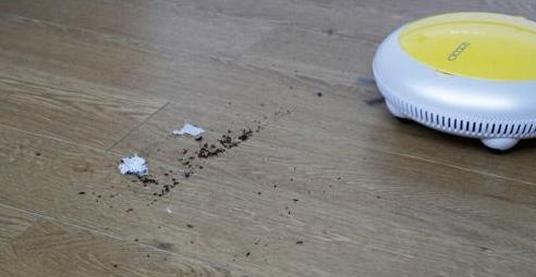 家电评测:Cicoos智能扫地机器人试用测评