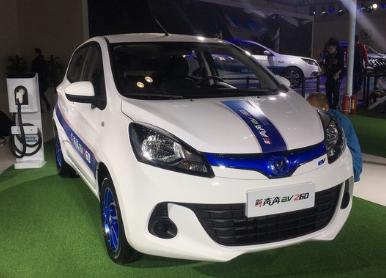 长安奔奔:长安旗下全新电动车奔奔EV270正式上市