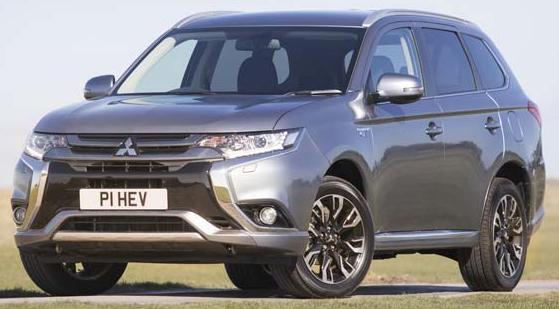 欧蓝德PHEV是在西班牙最畅销的插入式车型