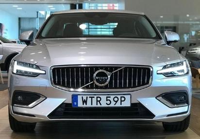 沃尔沃s60l:沃尔沃全新S60即将国产上市