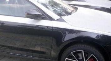 斯柯达印度公司在该国的2020年汽车博览会上推出了Octavia RS 245