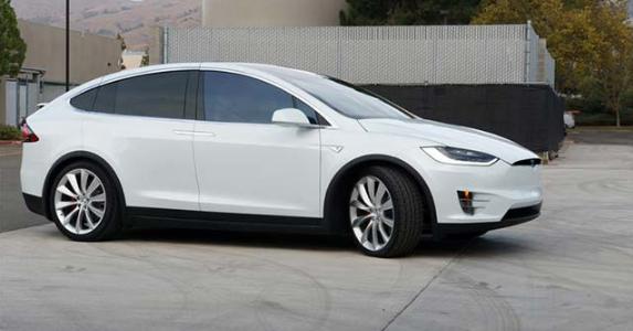 特斯拉推出Model X 60D 起价为74000