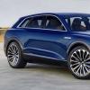 奥迪将在布鲁塞尔生产电动SUV