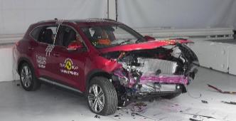 汽车知识科普:名爵HS碰撞测试 名爵HS碰撞成绩怎么样