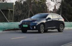 汽车知识科普:VV7PHEV试驾测试 VV7PHEV底盘表现怎么样