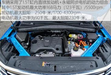 汽车知识科普:荣威RX5max插电混动版发动机怎么样?