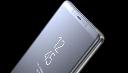 三星Galaxy Note 8也将以60fps的速度获得4K视频录制