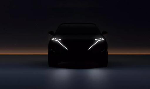 日产的Ariya看起来像2019年的概念车