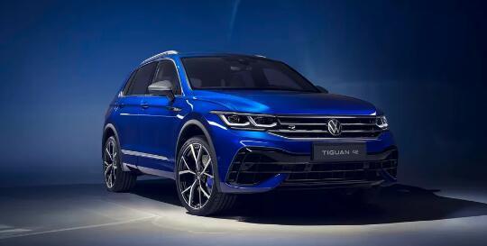 大众Tiguan R透露有316HP 可能会在美国推出