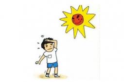 今日大暑 应该如何防范中暑