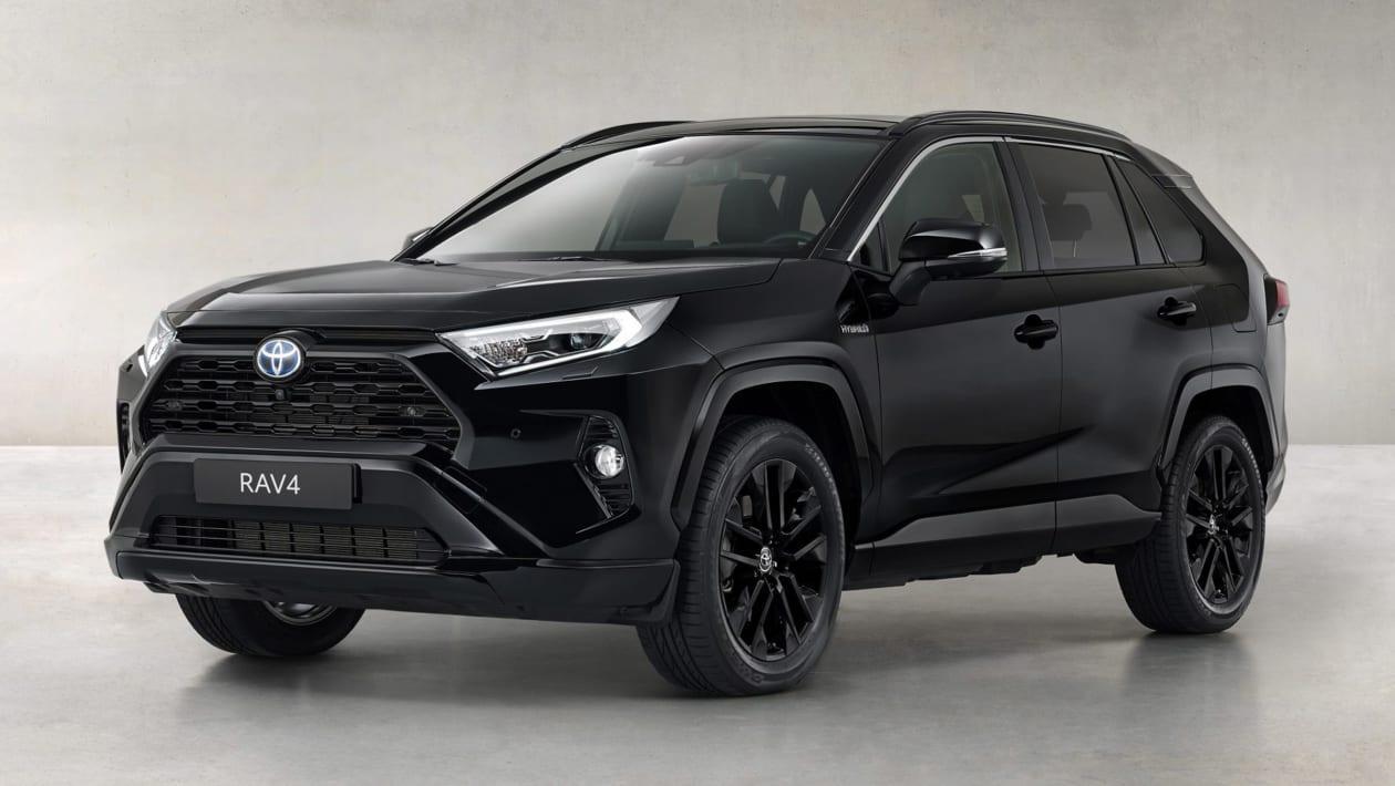 新的2020年丰田RAV4黑色版将于今年10月开始销售 但价格尚未公布