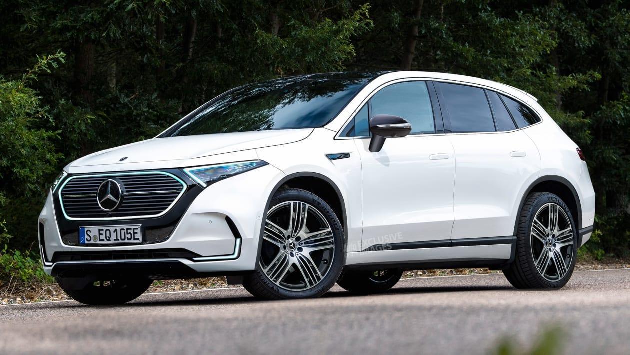 全新2022年梅赛德斯EQE SUV预计将续航430英里