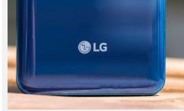 LG可卷曲智能手机的商标名称