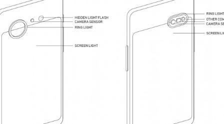 来自vivo手机表面的另外两种双显示设计
