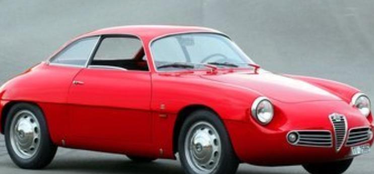 1992年的Alfa Romeo SZ价格是否成为意大利独角兽