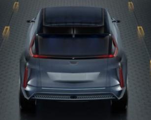凯迪拉克商标Symboliq和Optiq名称最有可能用于未来的电动汽车