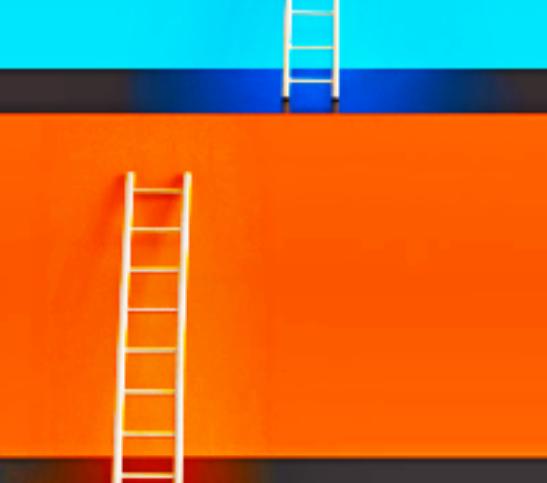 踏上财产阶梯;困难但可行