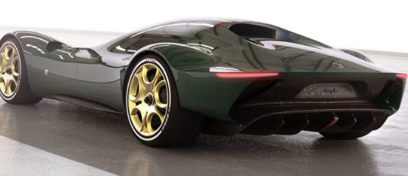 是否能想象未来阿尔法·罗密欧超级跑车