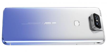 华硕推出ZenFone 6配备顶级硬件和翻转式摄像头