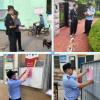 滨城公安警力深入辖区338个小区对城市养犬行为进行集中巡查整治