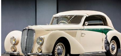 饱览今年圆石滩最美的老爷车