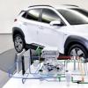 起亚和现代的电动汽车种类繁多他们将通过新的更新来提高效率