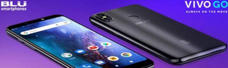智能手机制造商蓝光Blu在2018年底前推出一款最终型号的手机又推出了另一款新手机