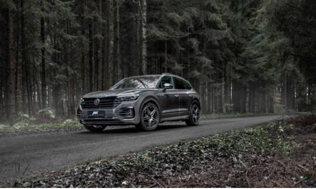 来自ABTSportsline的家伙已经为强大的大众途锐V8柴油准备了特殊的性能套件