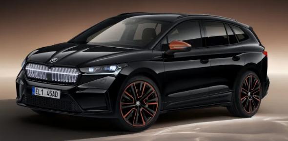 2021年斯柯达Enyaq iV电动汽车即将发布