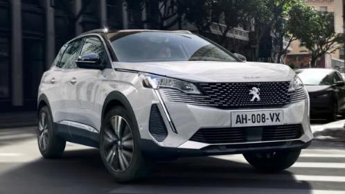 澳大利亚时间确定了2021年标致3008 SUV
