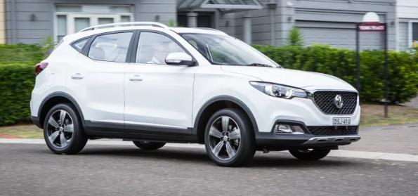 2020年MG ZS降价成为澳大利亚最便宜的小型SUV