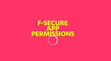 使用F-Secure应用权限查找哪些应用使用最多的权限