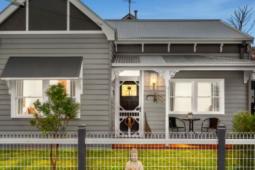 经纪人说这所房子很特别因为它感觉像是一个真正的家庭房子