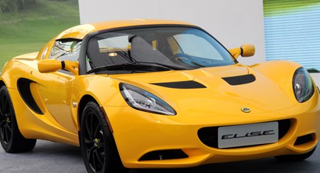 路特斯跑车:3款跑车将于11月2日开售
