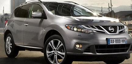 日产Murano:全新中型SUV东风日产楼兰Murano发布