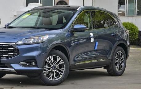 福特新车:福特锐际新车型曝光 搭载1.5T发动机