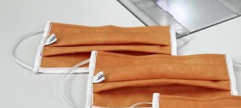 兰博基尼内饰:极致奢华 兰博基尼内饰部门量产口罩