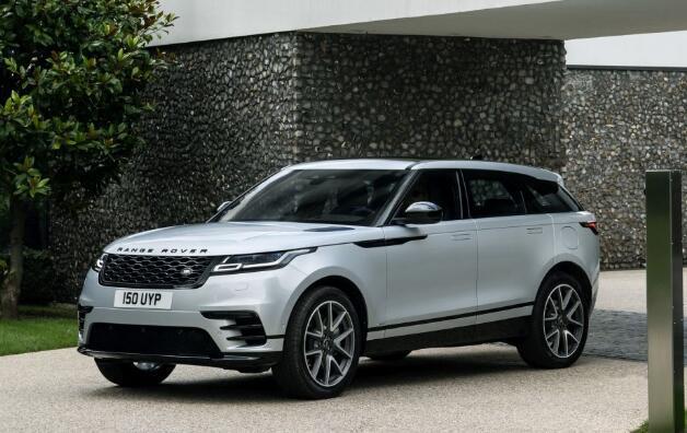 揽胜为Velar豪华SUV的最新版本通电